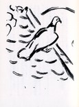 鳩   Les Pigeons