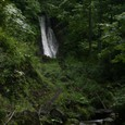 ホテル「地の涯」天然露天風呂奥の滝