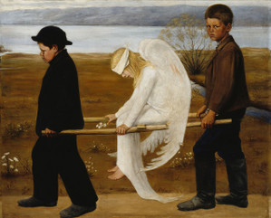 The_wounded_angel__hugo_simberg_1