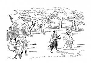 Sanzokunobidou